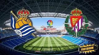 Вальядолид — Реал Сосьедад: прогноз на матч, где будет трансляция смотреть онлайн в 17:00 МСК. 13.09.2020г.