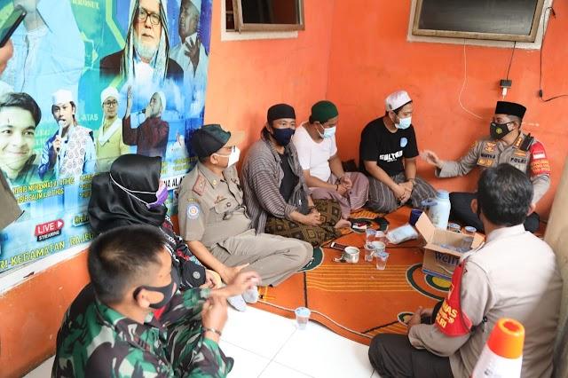 Panitia Batalkan Peringatan Isra Mi'raj Dapat Apresiasi dari Kapolresta Tangerang