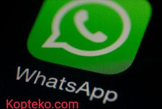 Cara daftar Whatsapp menggunakan email