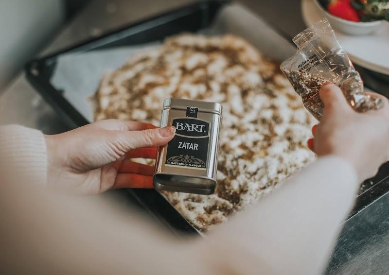 Rêveuse Recipe: Za'atar Bread