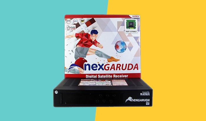 Cara Memasukan Biss Key Matrix Garuda MPEG4 HD Dan SD