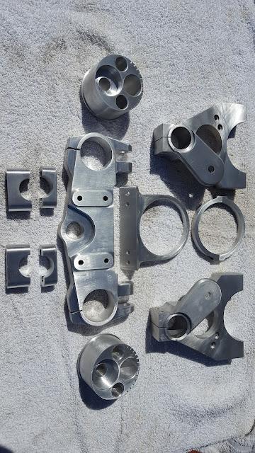 Julian Farnam Dirtbag Rat Yamaha Banshee RZ350 CNC Parts