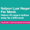 CARA NELPON Rp4.500/MENIT DENGAN KARTU TRI 2107