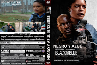 CARATULA NEGRO Y AZUL-BLACK AND BLUE 2019[COVER DVD]