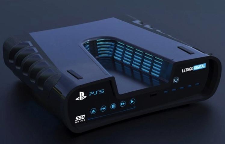 رسمياً واجهة مستخدم واضافة خاصية في يد التحكم وصدور جهاز PlayStation5