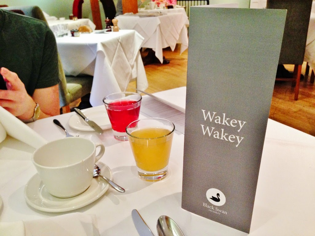 wakey wakey breakfast