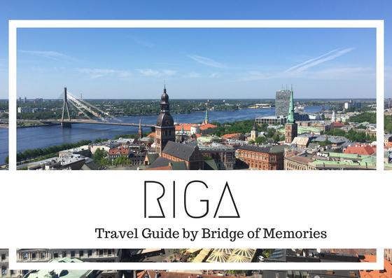 Riga in 48 hours