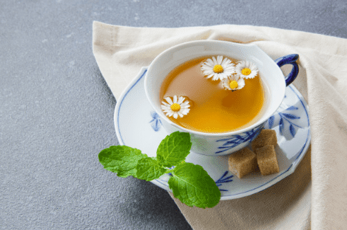 Benefits of chamomile for cough, insomnia and asthma