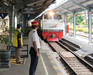 Sangat Murah, Yuk Intip Daftar Harga Tiket Kereta Kutoarjo Jakarta