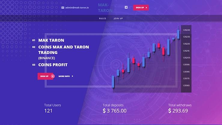 Новая платежная система в Mak-Taron