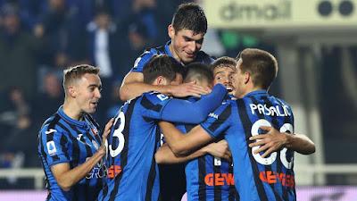Video Cuplikan Gol: Shakhtar Donetsk 0-3 Atalanta (UEFA Champions League)