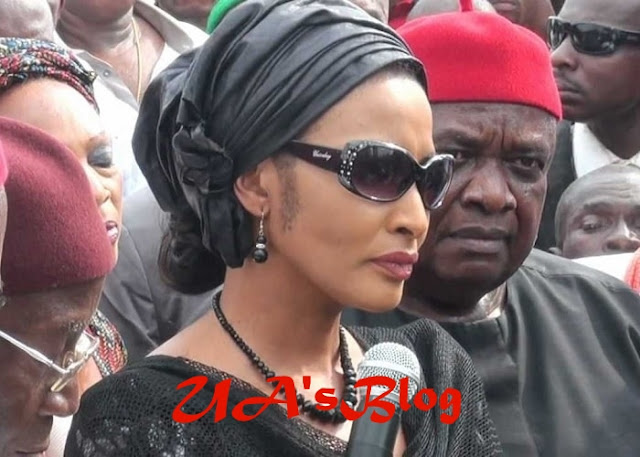 I Can't Confirm Death Of Ojukwu's Son –Bianca