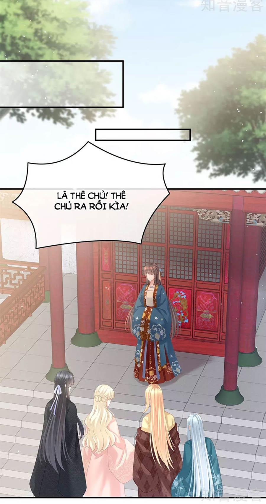 Hậu Cung Của Nữ Đế chap 158 - Trang 13