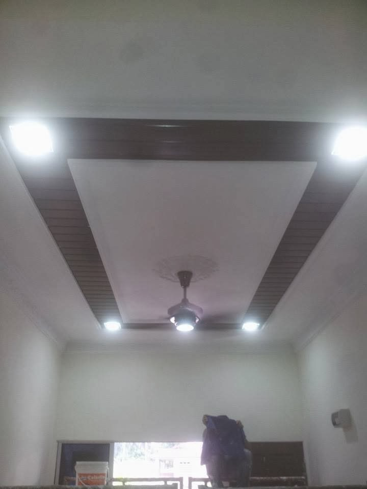 Contoh Plaster Siling Yang Telah Dibuat Design Ceiling