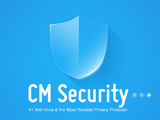 CM Security For mobile 2018 Free Download