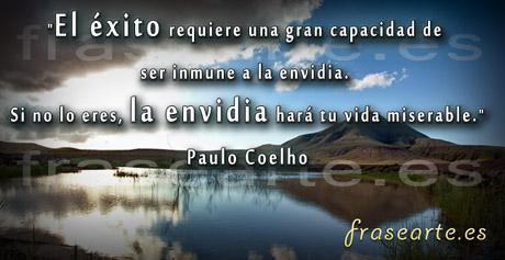Frases para el éxito de Paulo Coelho