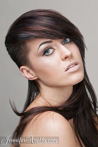 Undercut Hairstyle Women   Popular Hairstyles