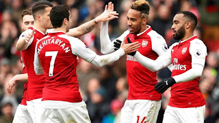 مشاهدة مباراة ارسنال وسبورتينج لشبونة بث مباشر اليوم الخميس 8-11-2018 Arsenal vs Sporting Lisbon Live