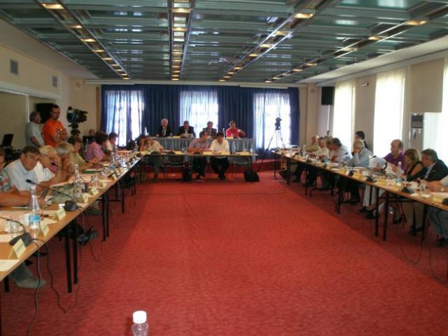 Συνεδριάζει το Περιφερειακό Συμβούλιο Πελοποννήσου την Δευτέρα 22 Ιουλίου