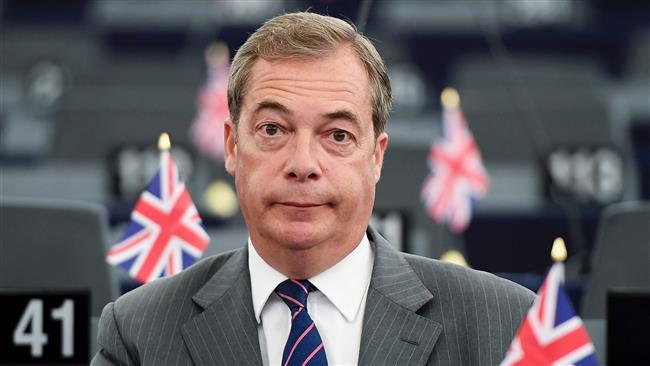 German Chancellor Angela Merkel  UK's 'best hope' for saving Brexit: Nigel Farage