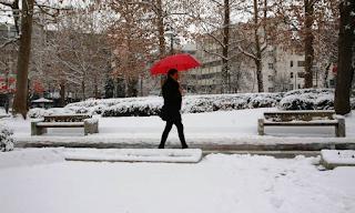Δελτίο επιδείνωσης καιρού: Καταιγίδες και χιόνια τις επόμενες ώρες – Πού θα «χτυπήσουν»