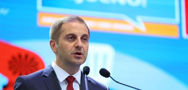 Šehović: U prosvjetu će kroz 40 projekta biti uloženo oko 100 miliona eura
