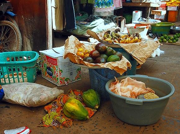royal albert market gambia