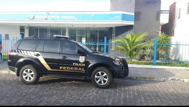 PF faz operação contra suspeitos de fraudar benefícios de aposentado em  Água Branca,  Canapi e Delmiro Gouveia