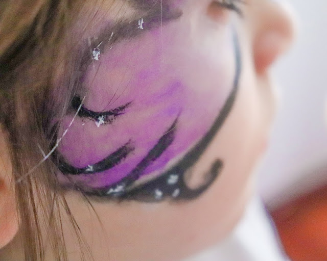 tuto maquillage papillon facile