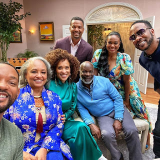will smith would be back in 2021 with his classic comedy series fresh Prince of Bel-air.