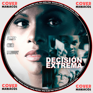 DECISION EXTREMA - AN ACCEPTABLE LOSS 2018 [COVER - DVD]