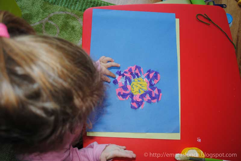 Spring Flower Craft Projects