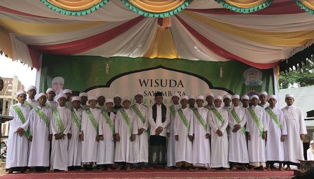 Dayah NAJAH Al-Aziziyah Wisudakan Hafizd Kitab Turats