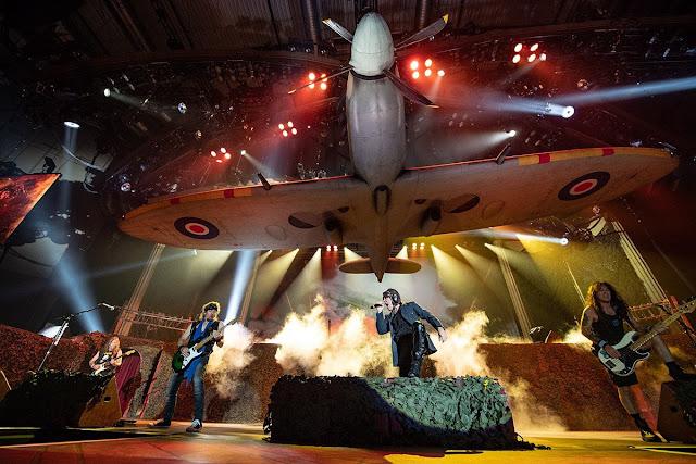 Rock in Rio: Iron Maiden abrirá show do Scorpions no Dia do Metal