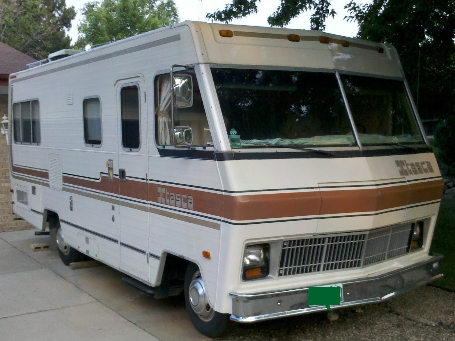 The Itasca Project: 1982 Itasca Sundowner
