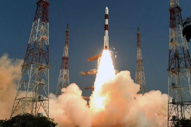 इसरो की बड़ी सफलता: सैटेलाइट 'RISAT-2B' मिशन सफल