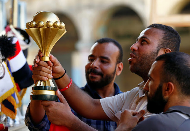 African cup in Egypt