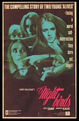 Movie poster for NIGHTBIRDS