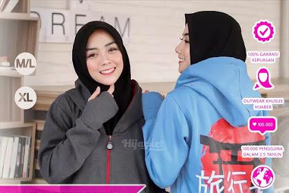 Hijacket Japan Street Abu Biru Langit Hitam dan Navy Premium Fleece