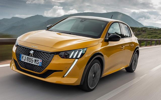 Novo Peugeot 208 2020