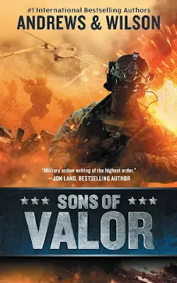 Sons of Valor Book by Brian Andrews Pdf