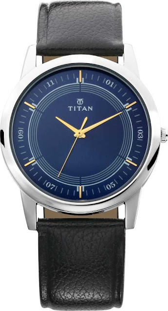 Titan 1773SL01 Karishma Analog Watch