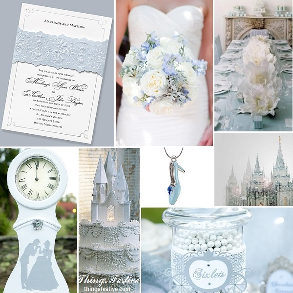 Fairy Tale Wedding Inspiration: The Story Of Cinderella