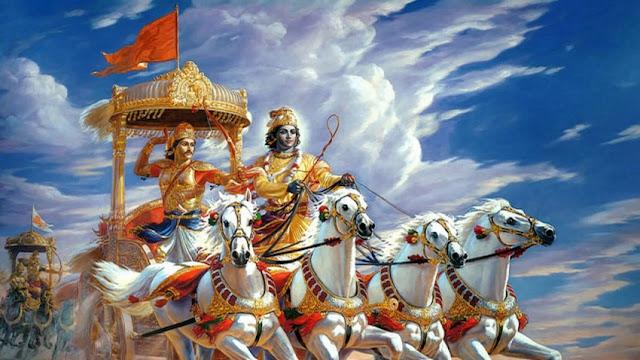 Kisah Mahabharata juga dikenal cerita tentang Ramayana