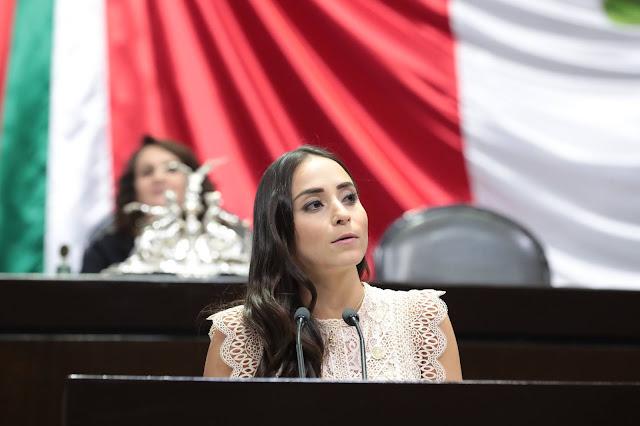 diputada María Alemán Muñoz Castillo (PRI)