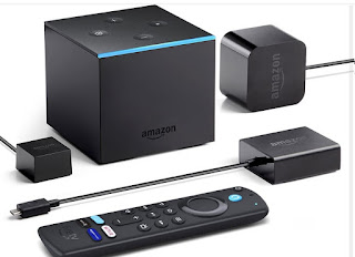 Amazon Fire TV Cube features