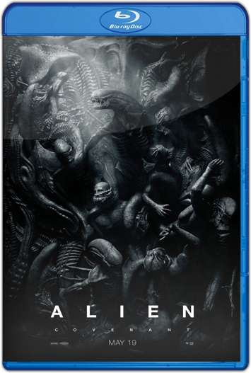 Alien: Covenant (2017) HD 1080p y 720p Latino