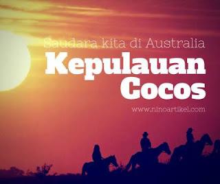 Ternyata Banyak Muslim Indonesia di Pulau Cocos Australia