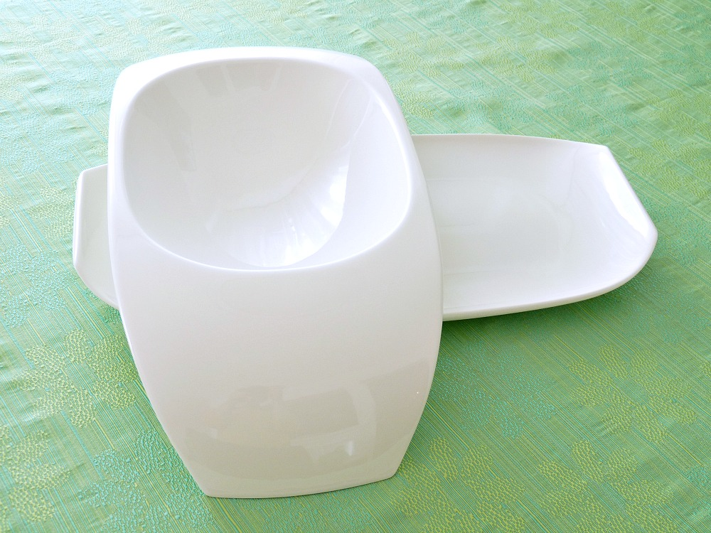 Villeroy and Boch Urban Platter Bridge Set