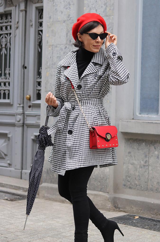 styl francuski moda damska